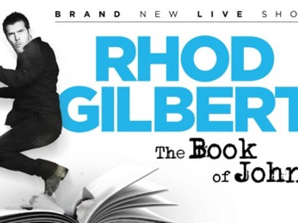 Rhod Gilbert - The Book of John 2019