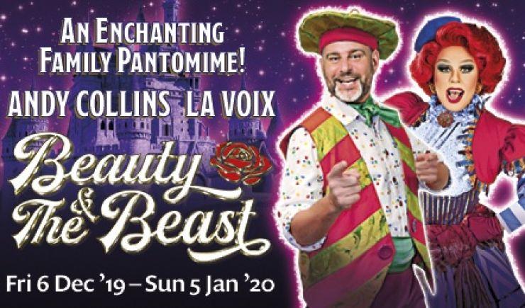 Beauty and the Beast PANTO 2019!