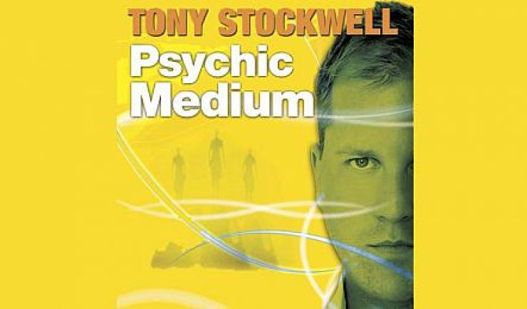 An Evening of Mediumship with Psychic Tony Stockwell 2020