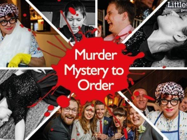 An Evening of Murder Mystery 2019