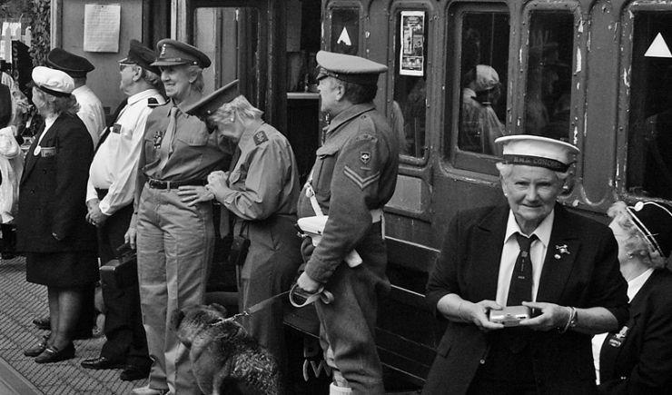 Spirit of the 1940s at Chinnor & Princes Risborough Railway