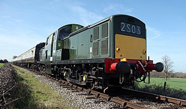Big Diesel Saturday Kids £1 at Chinnor & Princes Risborough Railway