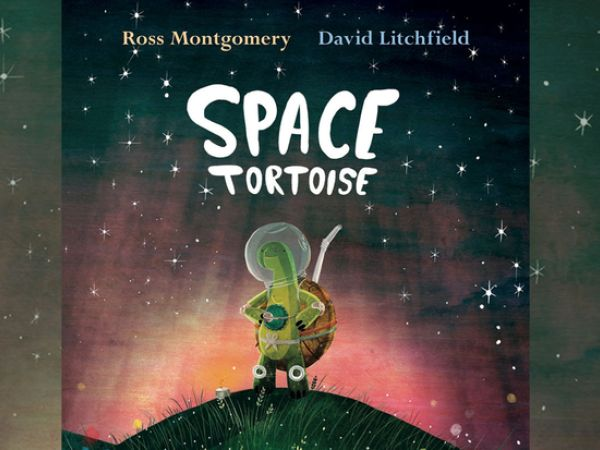 Space Tortoise with Ross Montgomery and David Litchfield