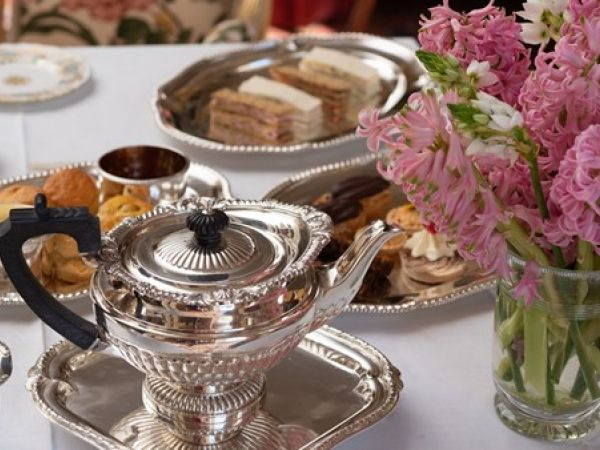 Two Centuries of Afternoon Tea at Woburn Abbey