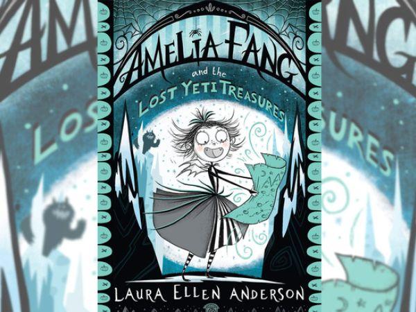 Amelia Fang with Laura Ellen Anderson