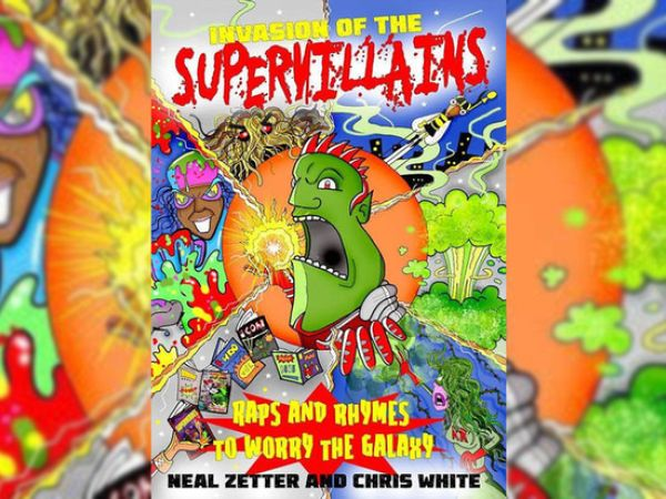 Invasion of the Supervillains with Neal Zetter