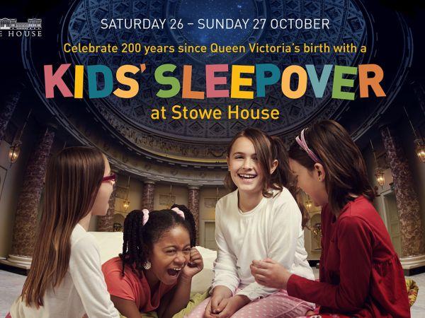 Sleepover at Stowe
