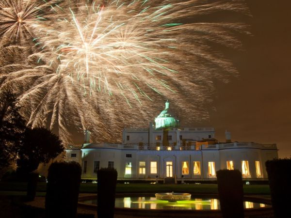 New Years Eve Party at Stoke Park