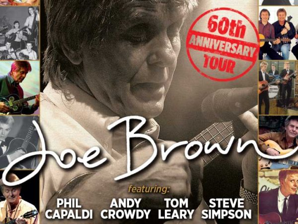 Joe Brown In Concert - 60th Anniversary Tour 2020