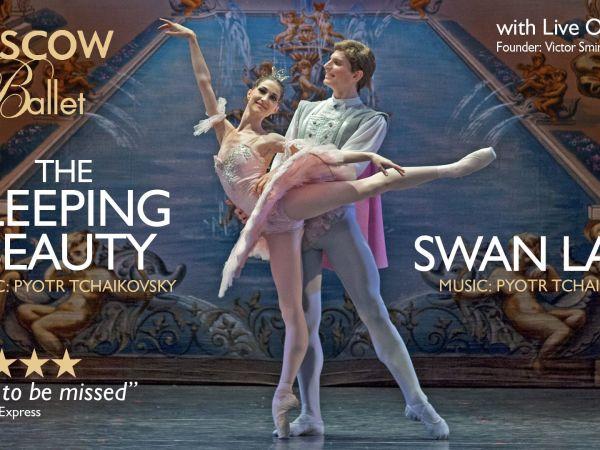 Moscow City Ballet presents Sleeping Beauty 2020