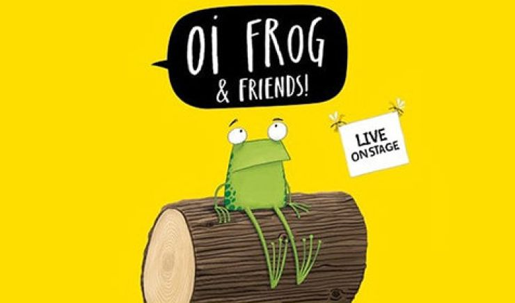 Oi Frog & Friends! 2020