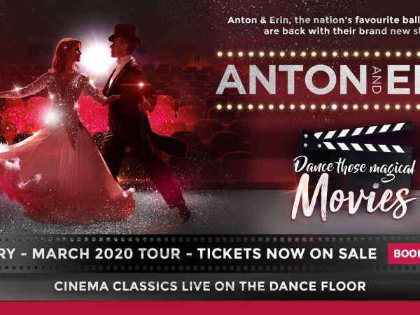 Anton & Erin - Dance Those Magical Movies 2020