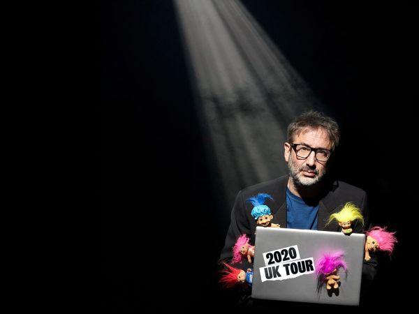David Baddiel - Trolls Not The Dolls 2020