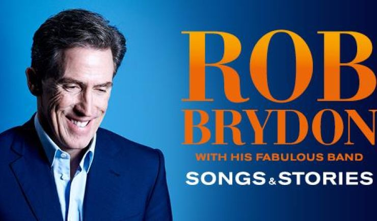 Rob Brydon - Songs and Stories 2020