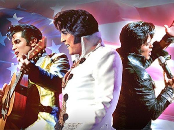 The Elvis Tribute Artist World Tour 2020