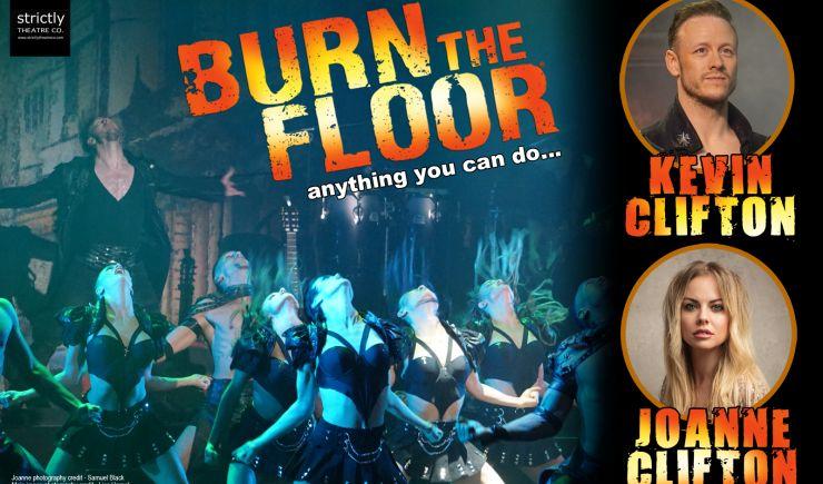 Kevin Clifton & Joanne Clifton - Burn The Floor 2020