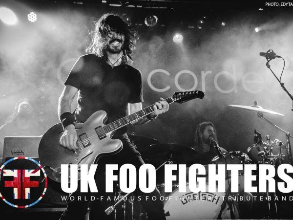 UK Foo Fighters 2020