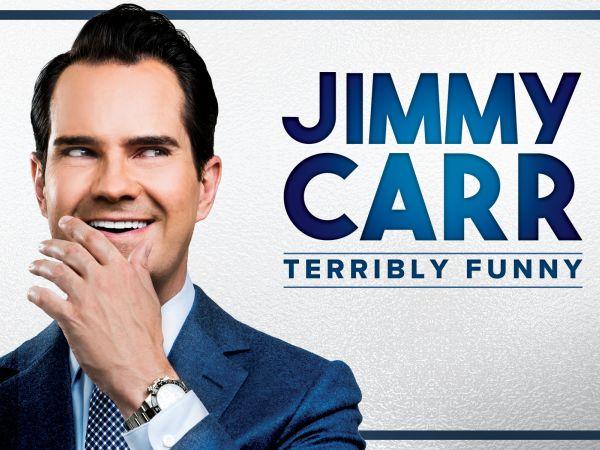 Jimmy Carr - Terribly Funny 2020