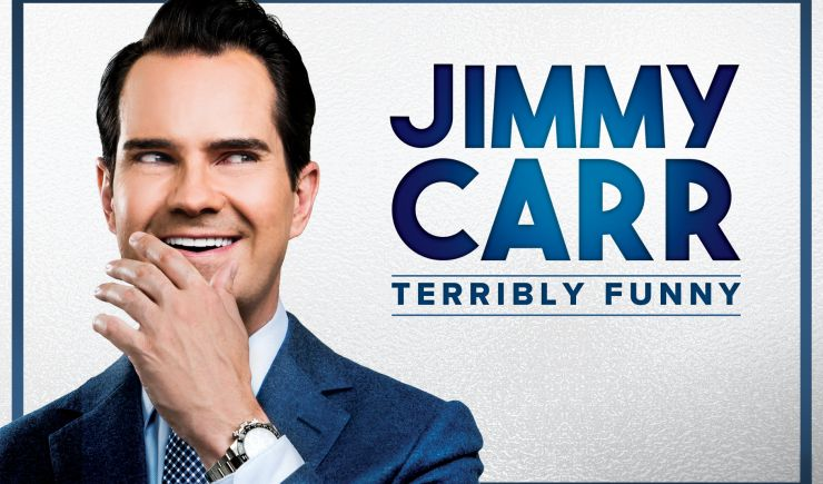 Jimmy Carr - Terribly Funny 2020