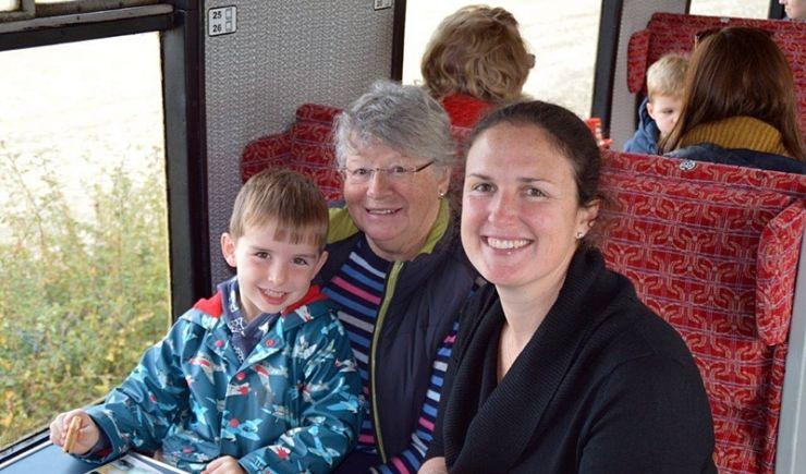 Mothering Sunday - MUM HALF PRICE at Chinnor & Princes Risborough Railway