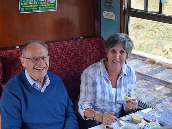 Senior Specials - 60+ Years at Chinnor & Princes Risborough Railway