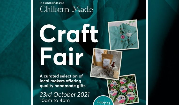 Chiltern Made Craft Fair with Elgiva Artisans