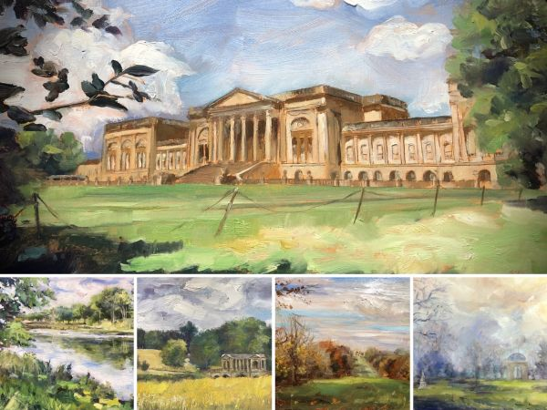 Stowe: A year in the landscape