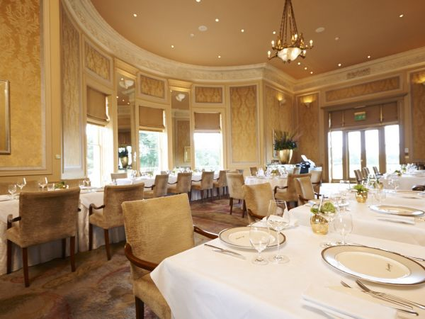 Dining at Stoke Park