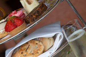 Afternoon Tea at Stoke Park