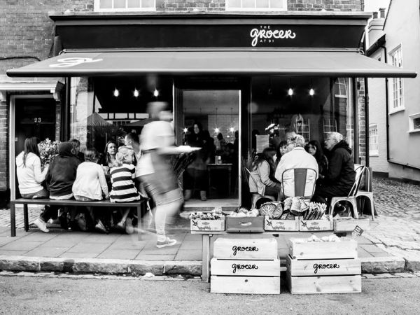 The Grocer Shops