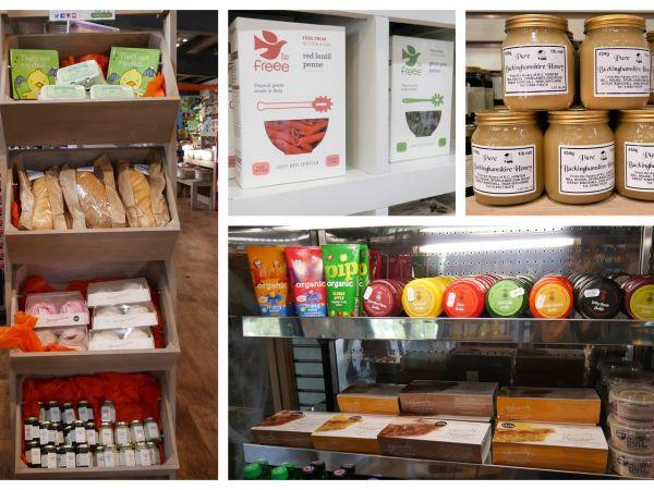 Marmalade's Farm Shop at Odds Farm Park
