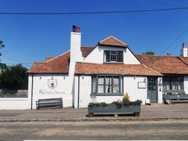 The Russell Arms