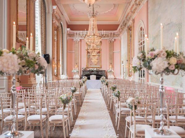 Weddings at Danesfield House