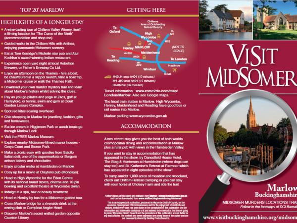 Midsomer Marlow Trail