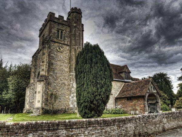 Little Missenden Church