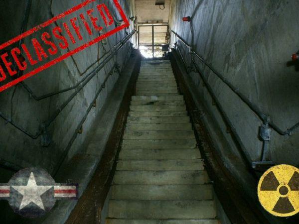 Hidden History: Secret Cold War Bunker Tour