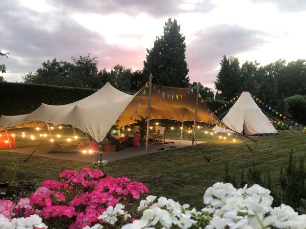 Tent Peg Events